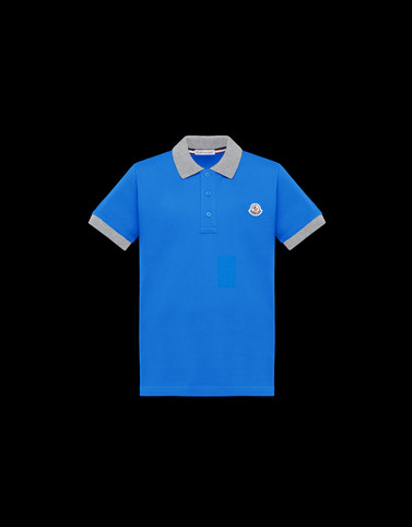 POLO SHIRT Blue New in