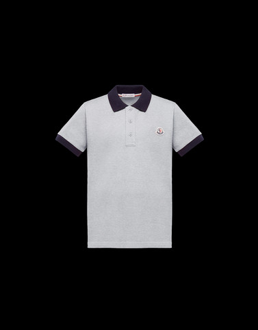 POLO SHIRT Grey Teen 12-14 years - Boy Man