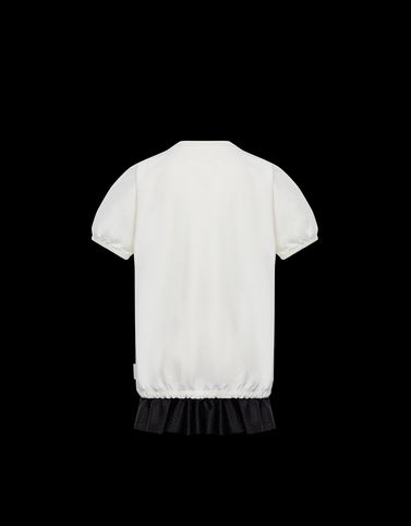 Moncler Junior 8-10 Years - Girl Woman: T-SHIRT