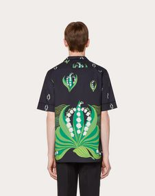 SHORT-SLEEVE LILY V SHIRT
