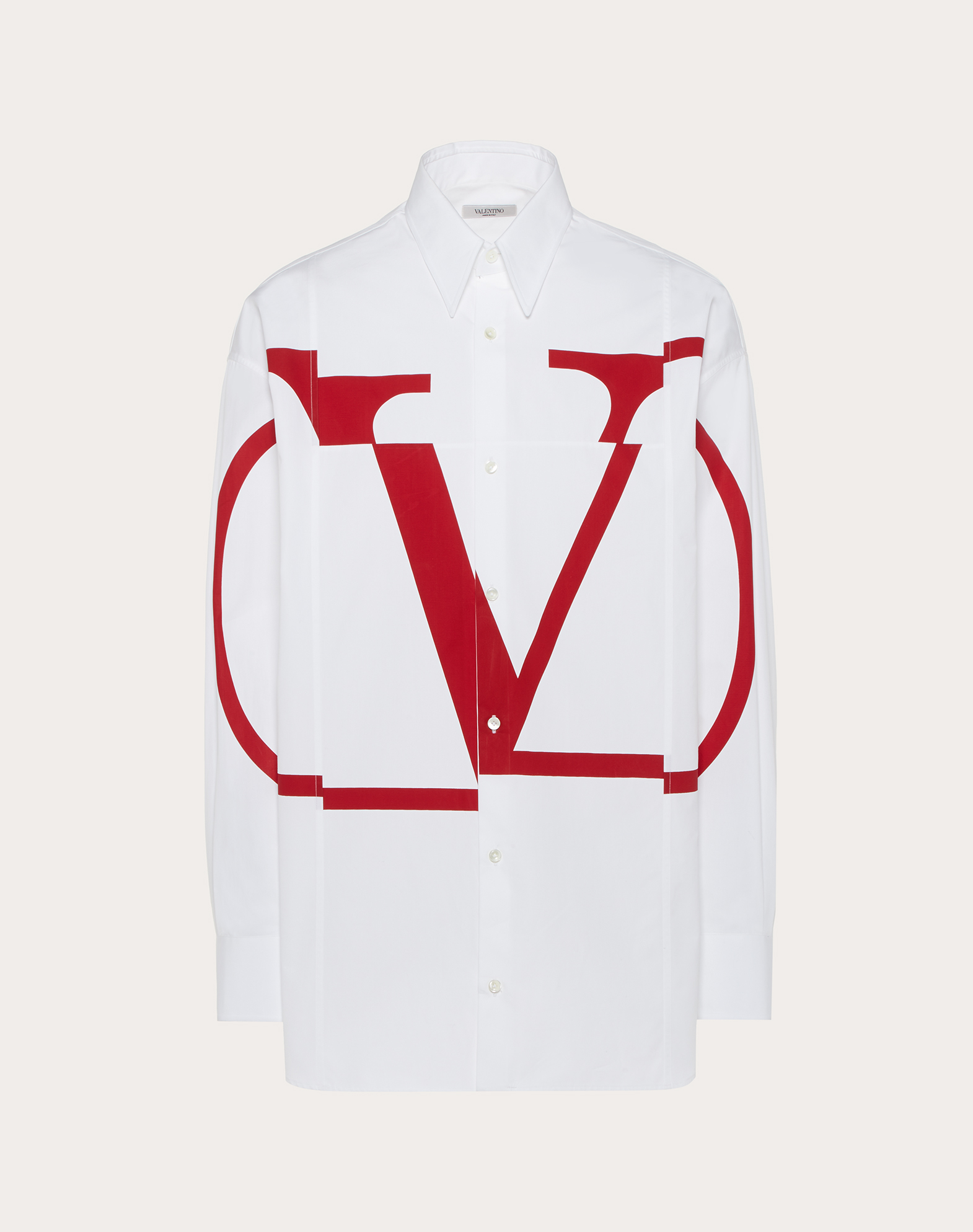 VLOGO OVERSIZED SHIRT