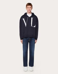 MACRO VLTN SWEATSHIRT WITH HOOD