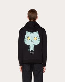 MANGA HOODED SWEATSHIRT