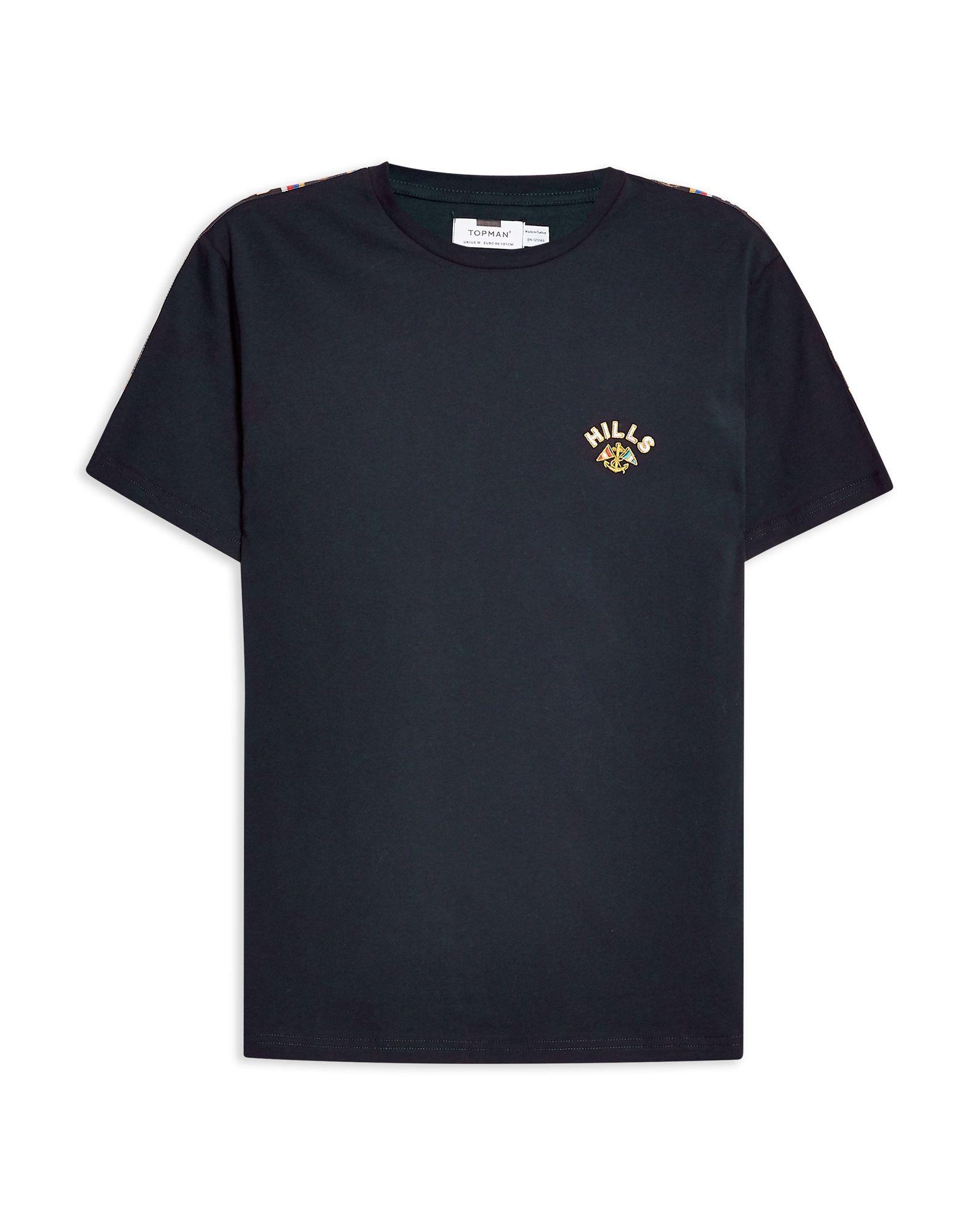 TOPMAN Футболка футболка topman topman to030emvqx53