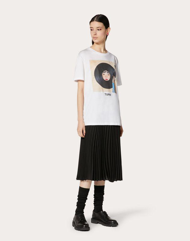 T-shirt avec imprimé Izumi Miyazaki