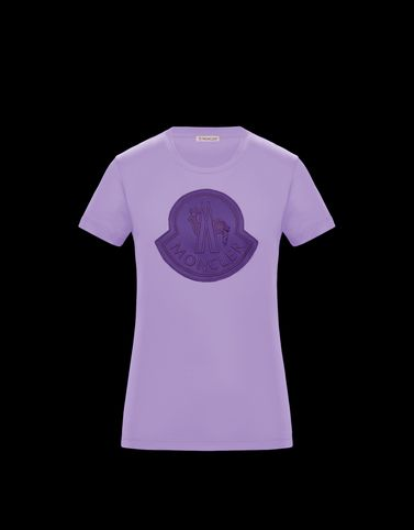 T-SHIRT Purple Category T-shirts