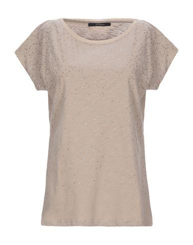 Купить Женскую футболку BLUE LES COPAINS белого цвета