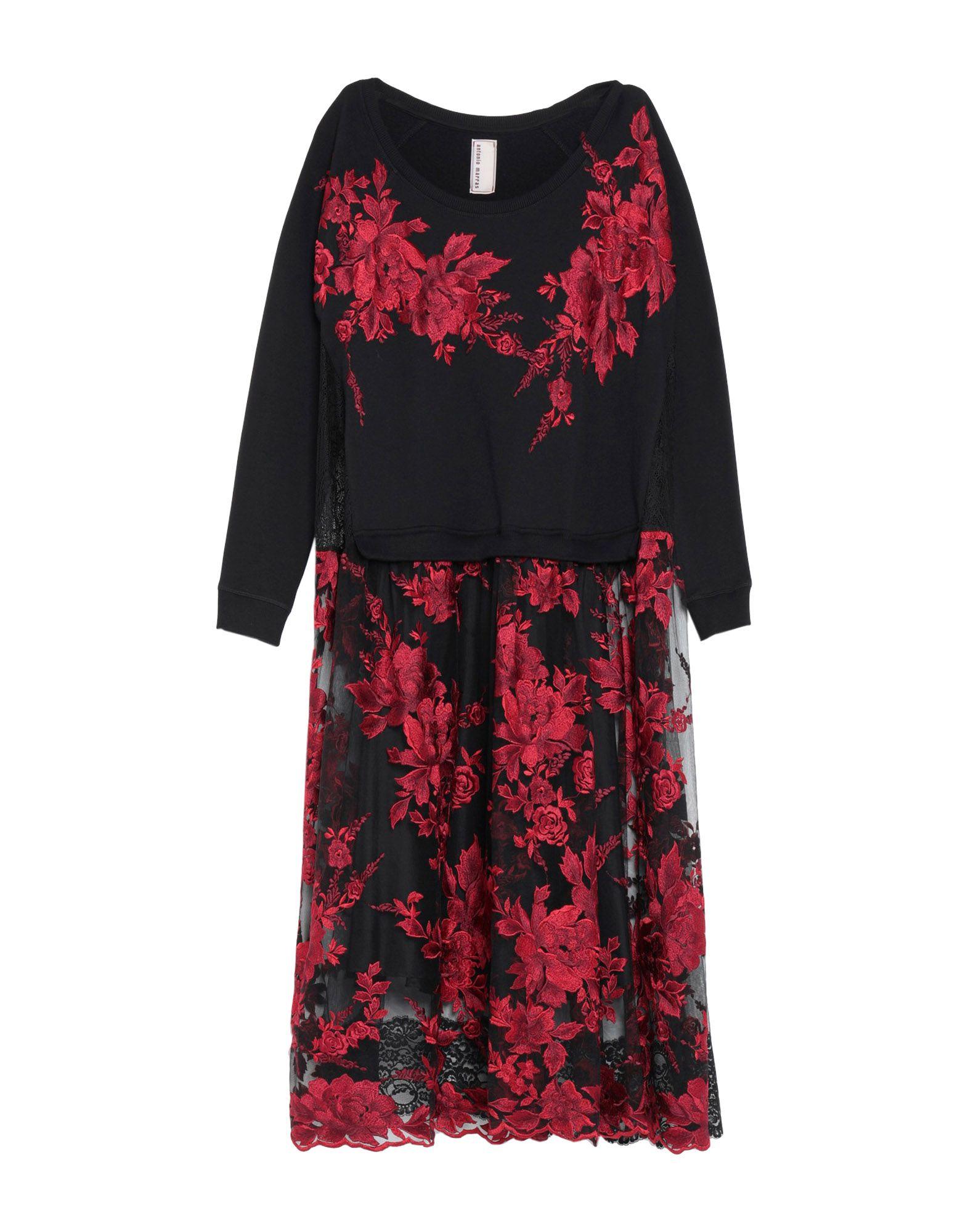 ANTONIO MARRAS Платье длиной 3/4 недорго, оригинальная цена