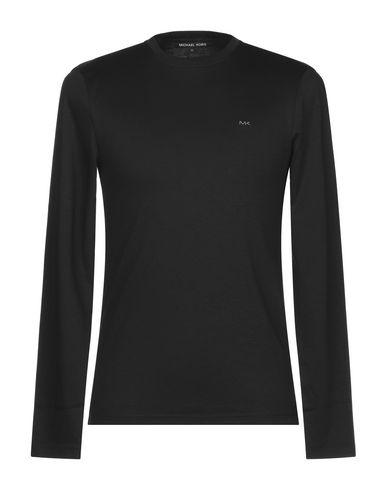 Купить Женскую футболку MICHAEL KORS MENS черного цвета
