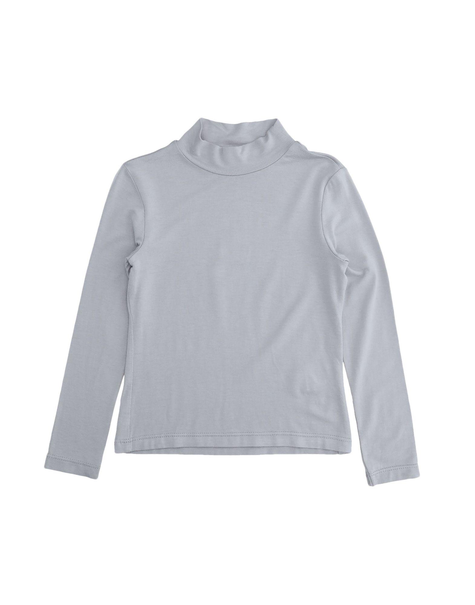 Alice Pi. Kids' T-shirts In Gray
