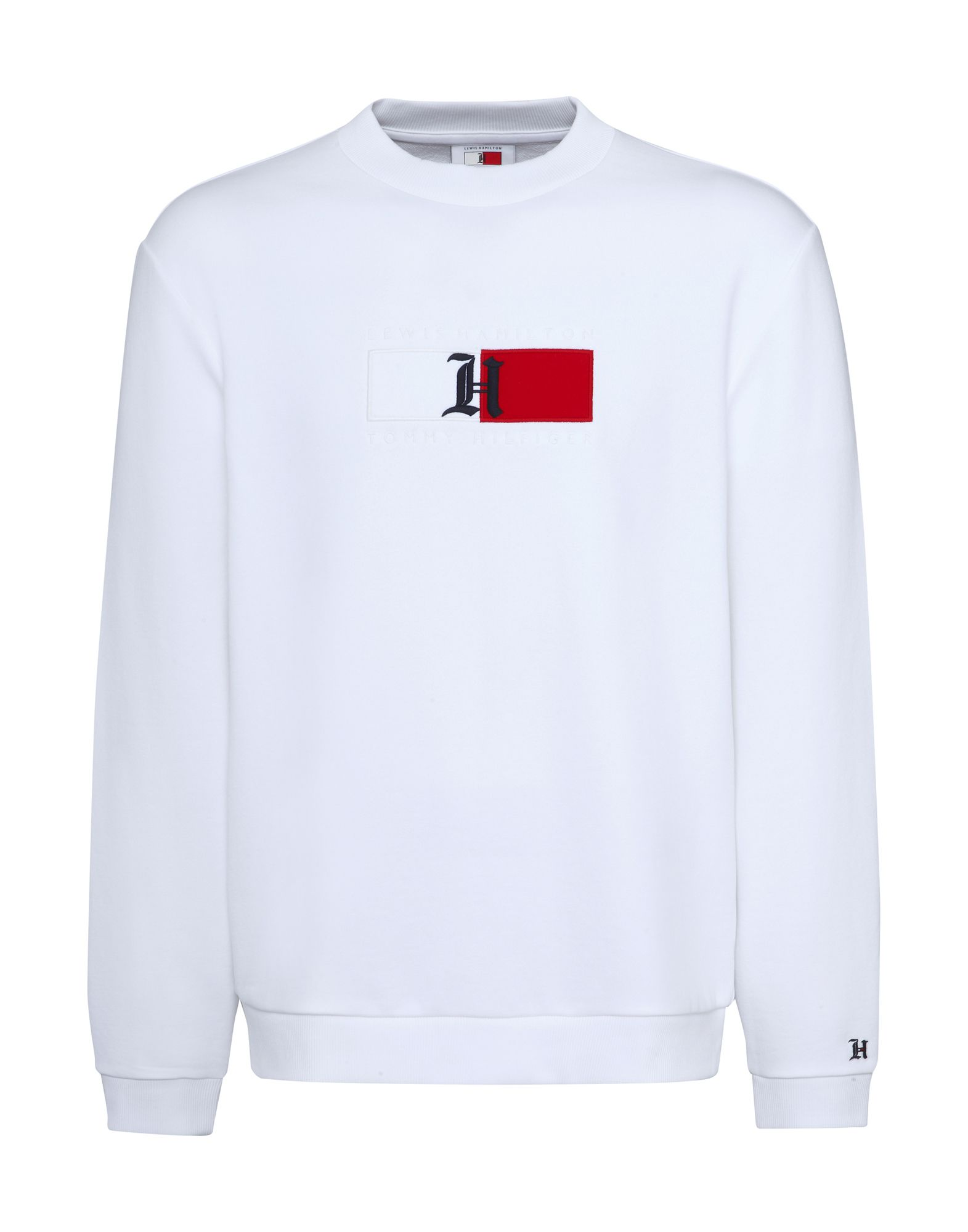 TOMMY x LEWIS Толстовка tommy x lewis платок