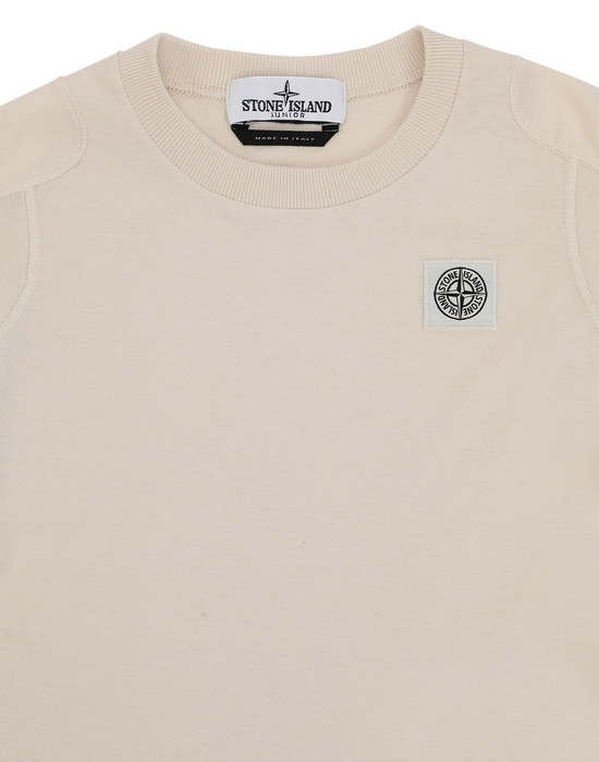 12313862ct - Polo - T-Shirts STONE ISLAND JUNIOR