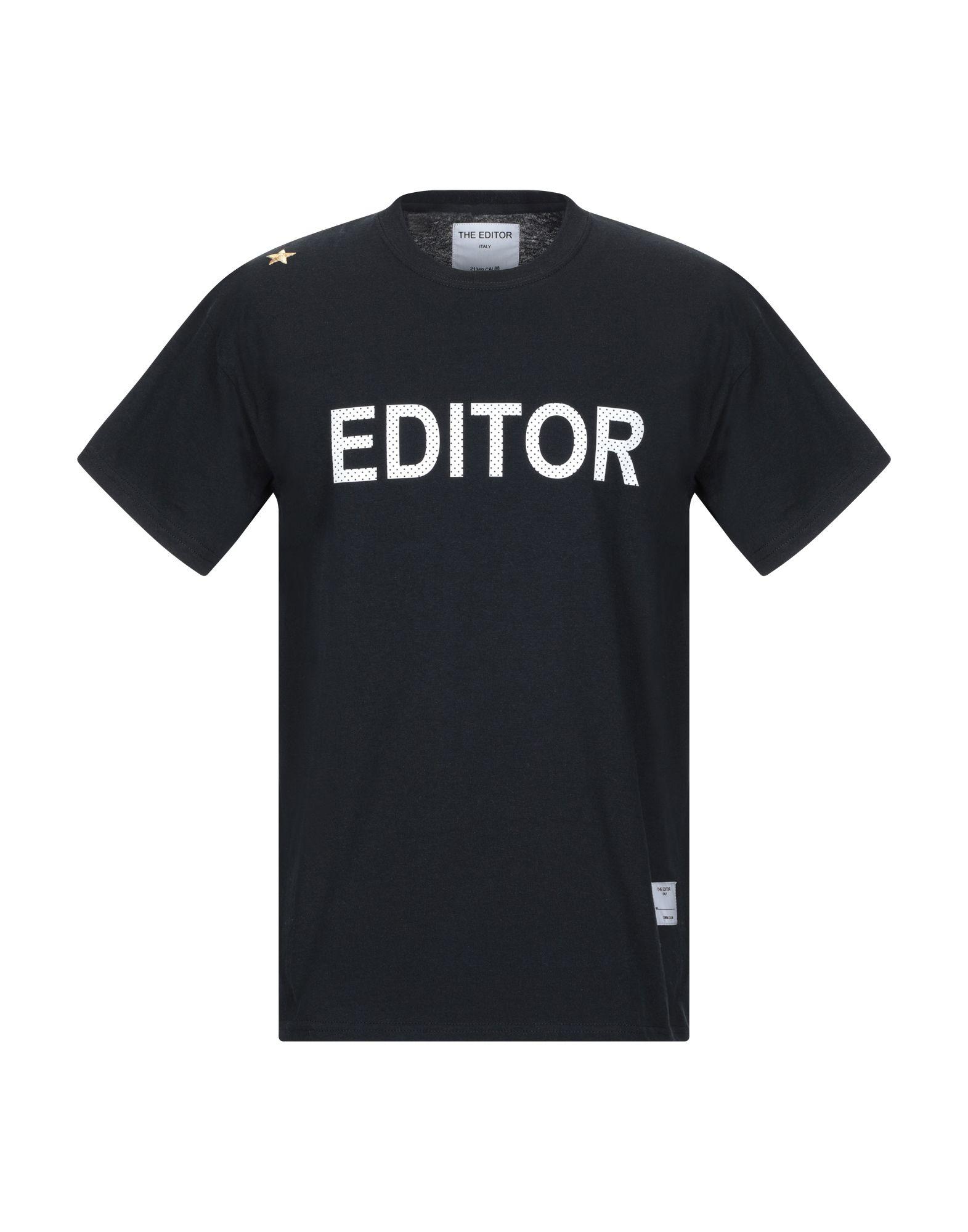 THE EDITOR Футболка the editor пиджак