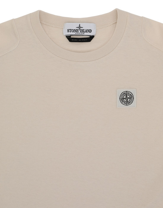 12313867xv - Polo - T-Shirts STONE ISLAND JUNIOR