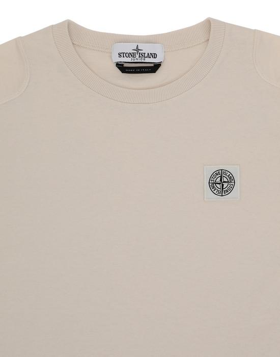 12313870lu - Polos - T-Shirts STONE ISLAND JUNIOR
