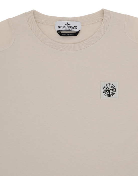 12313870lu - Polo - T-Shirts STONE ISLAND JUNIOR