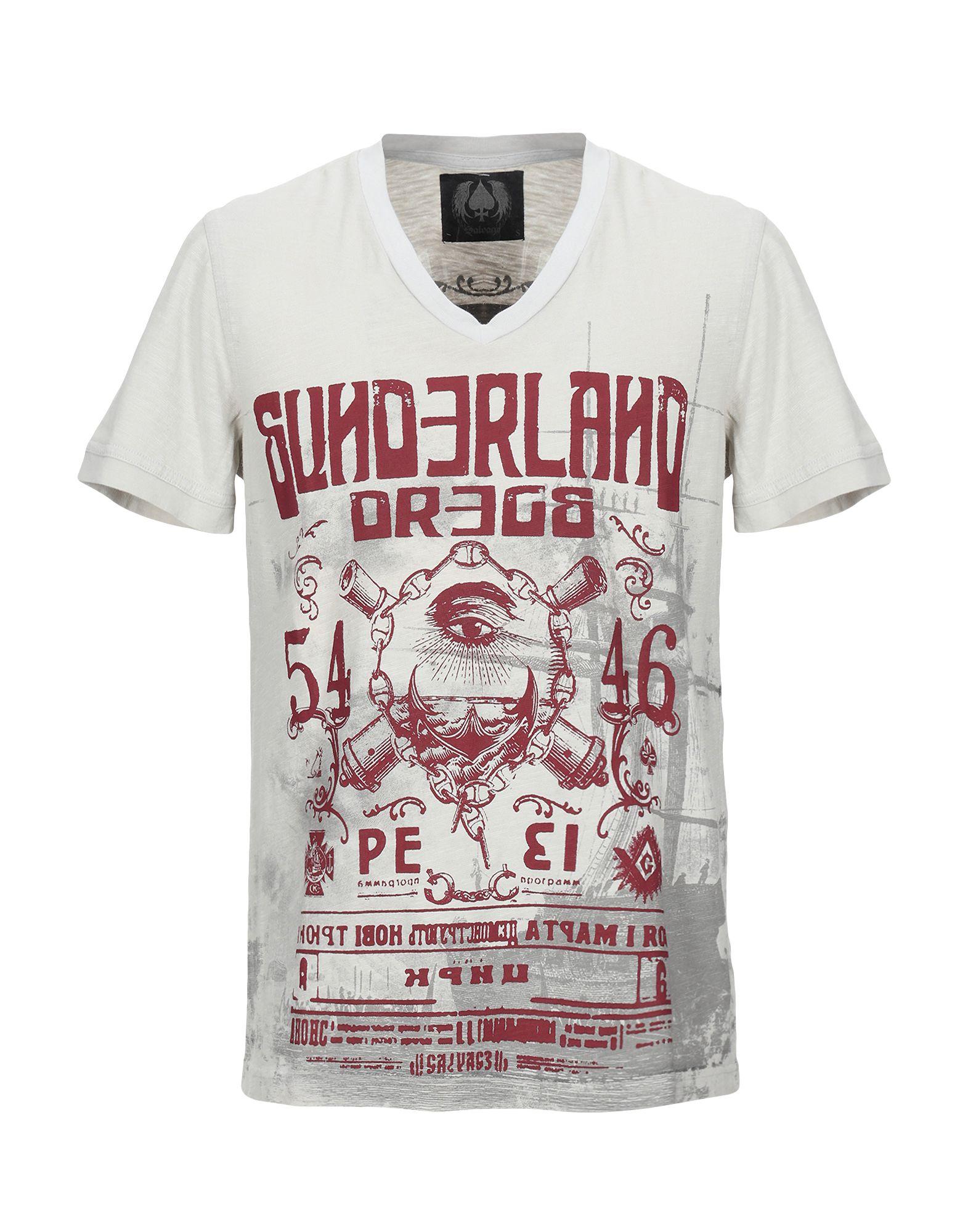 SALVAGE Футболка salvage футболка