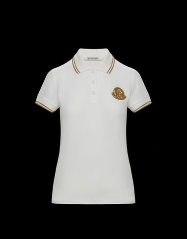 Moncler T-Shirts & Tops Woman: POLO