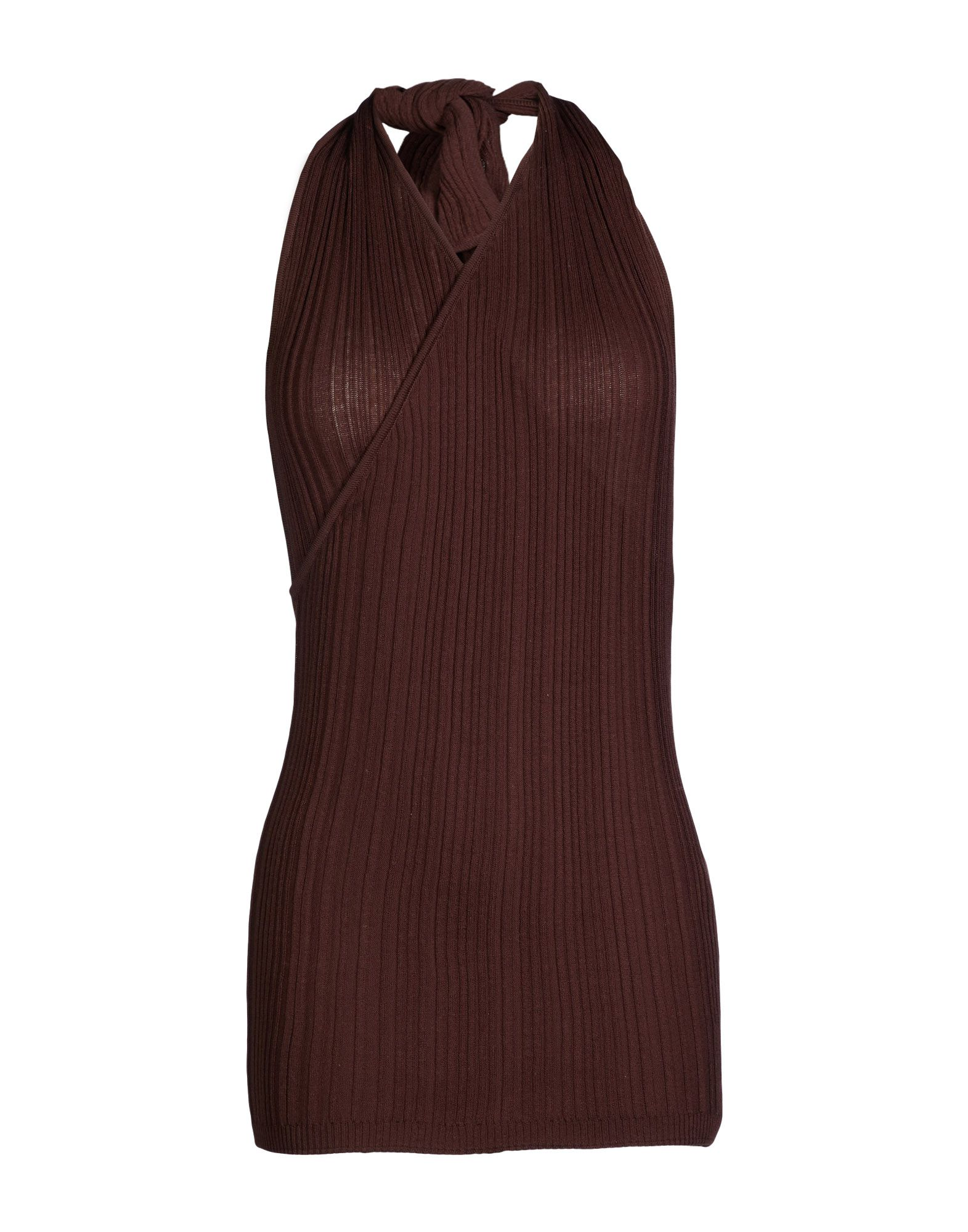 Jacquemus Top In Brown