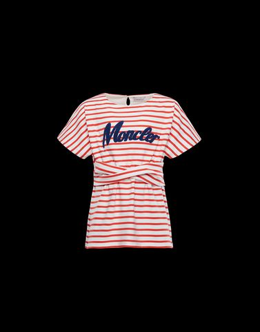 Moncler Kids 4-6 Years - Girl Woman: T-SHIRT