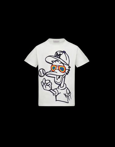 Moncler Kids 4-6 Years - Boy Man: T-SHIRT