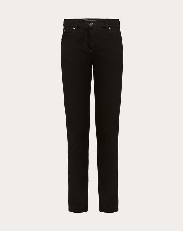 Black Denim VLTN
