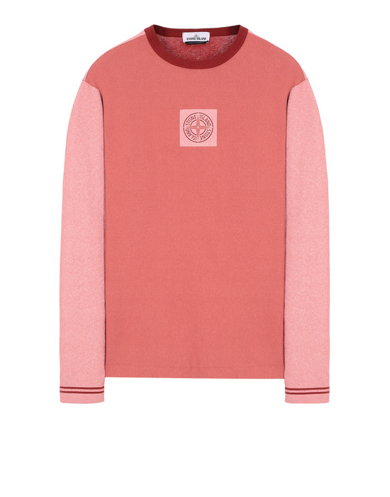 Long sleeve t-shirt 24436 JERSEY PLACCATO  STONE ISLAND - 0
