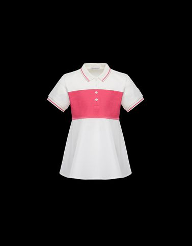 Moncler Kids 4 - 6 Ans - Fille Woman: POLO