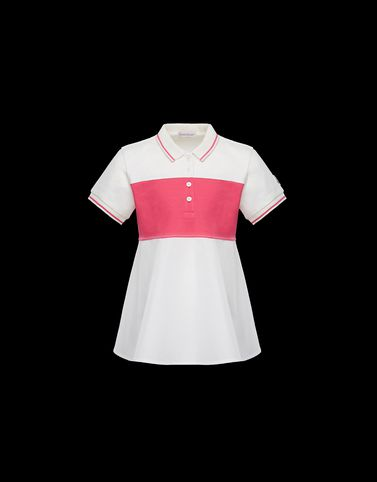 Moncler Junior 8-10 Years - Girl Woman: POLO