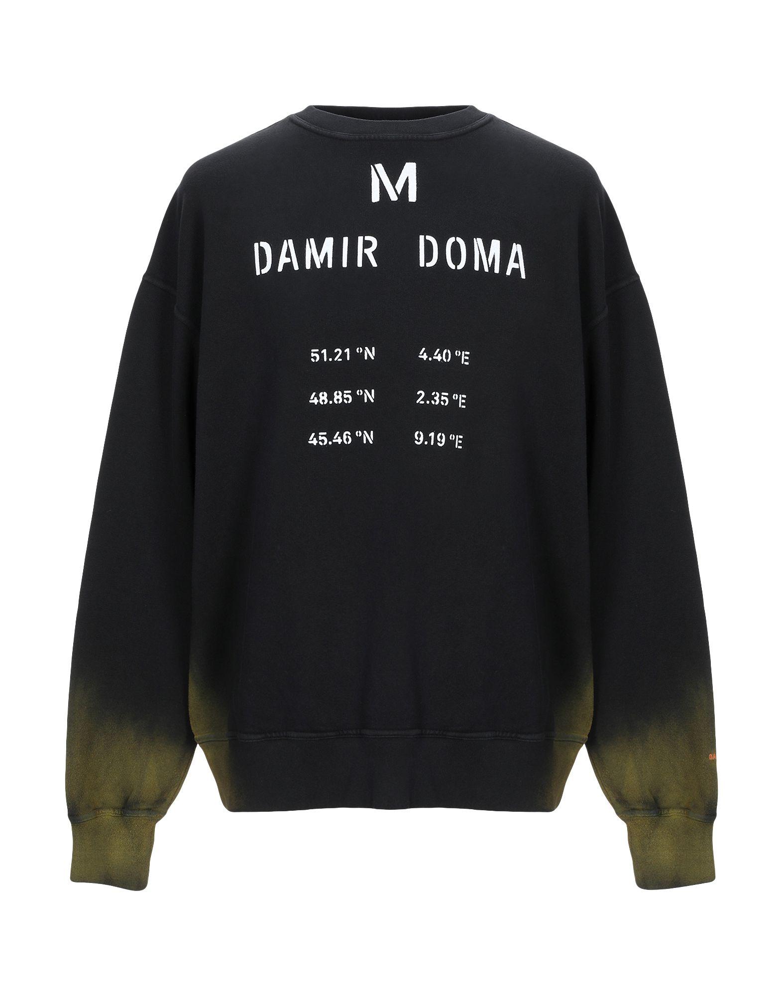 DAMIR DOMA Толстовка бермуды damir doma