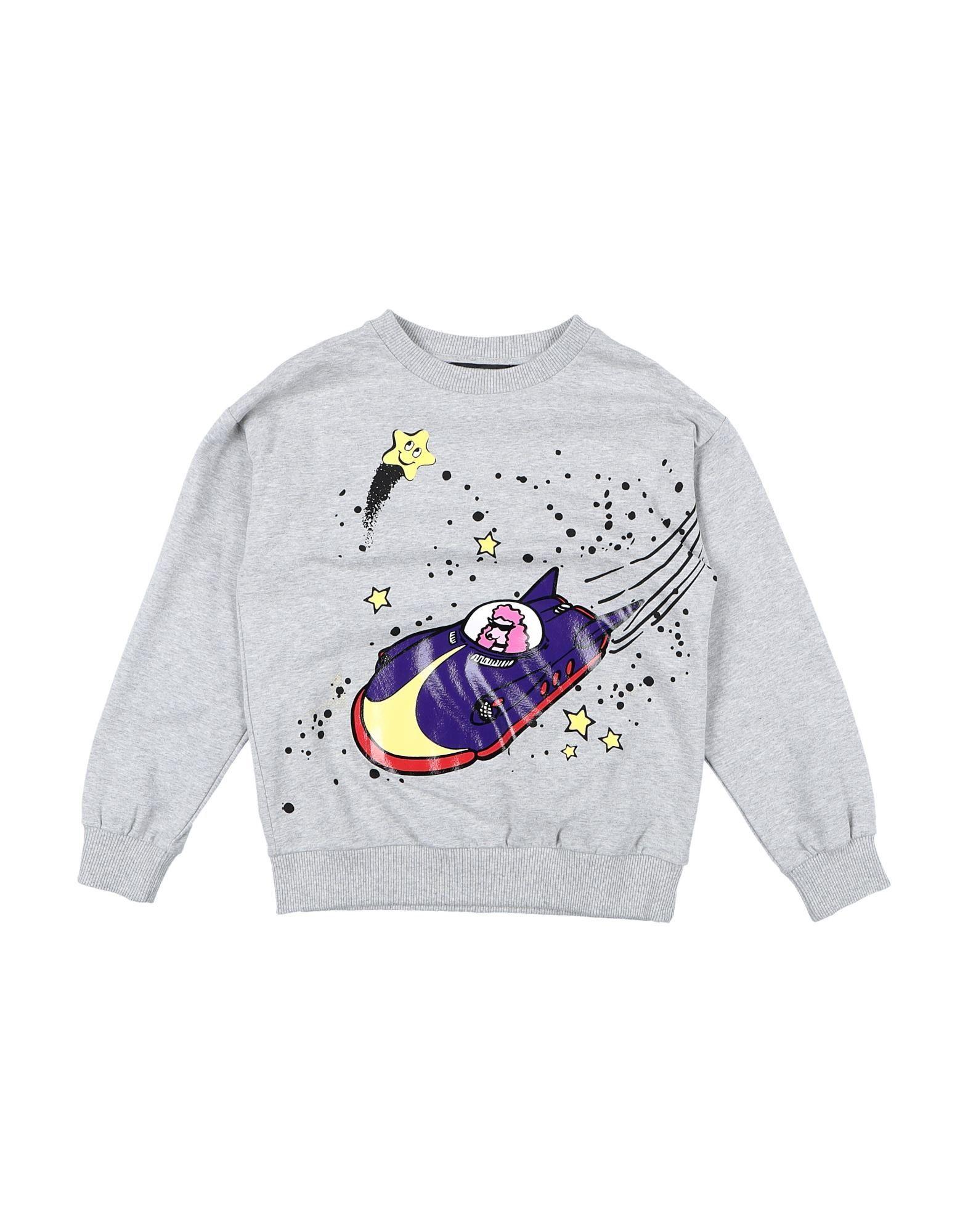 Jeremy Scott Sweatshirts In Light Grey
