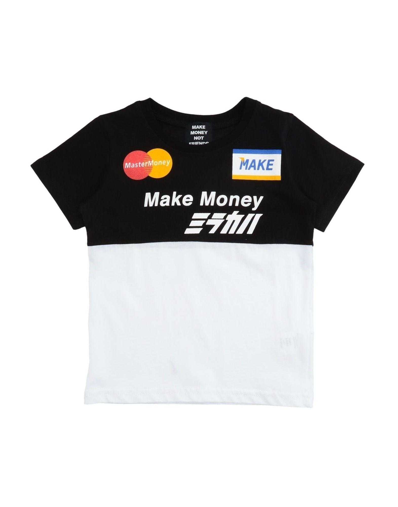 Фото - MAKE MONEY NOT FRIENDS Футболка make money not friends бермуды