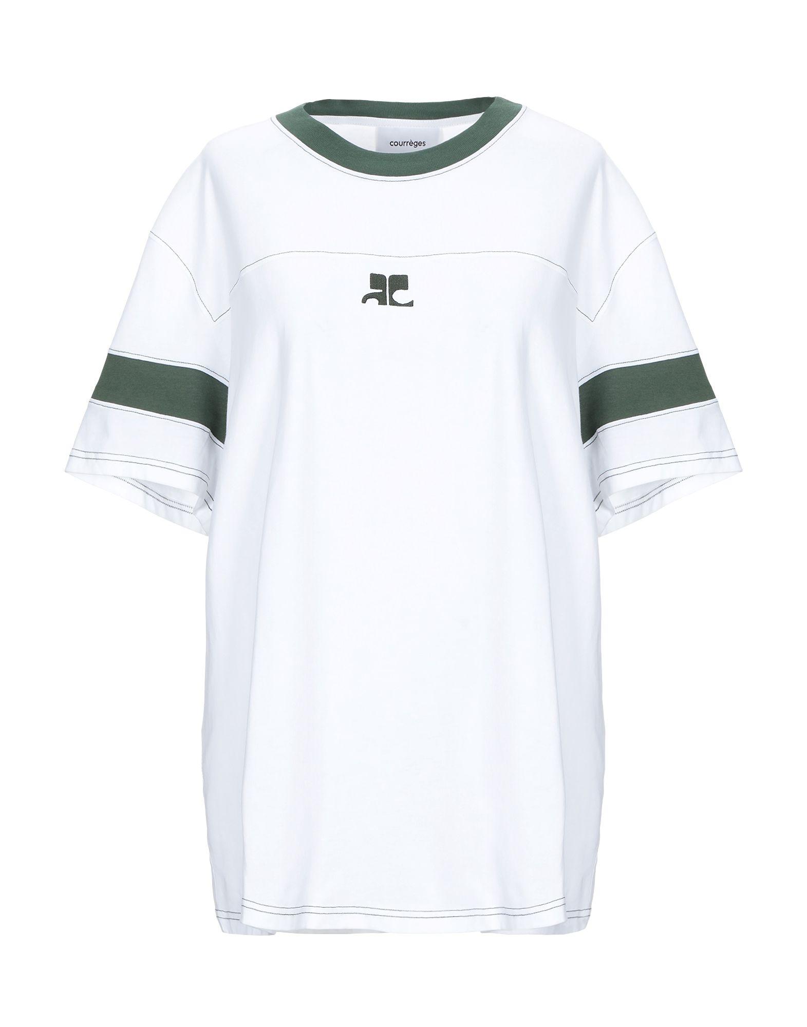 COURRÈGES Футболка courrèges пиджак