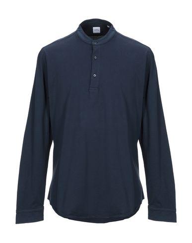 Купить Женскую футболку ASPESI темно-синего цвета