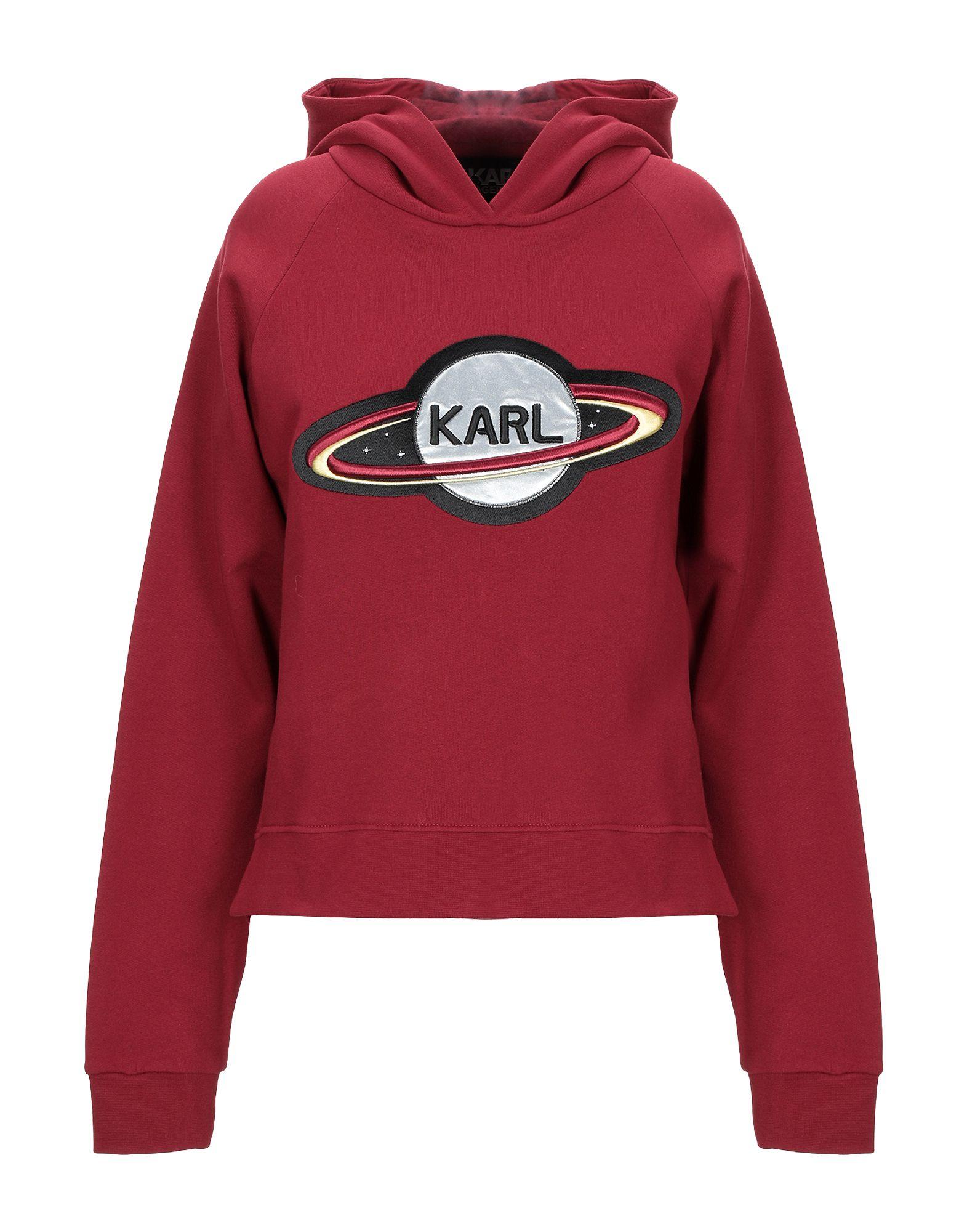 KARL LAGERFELD Толстовка karl lagerfeld x kaia толстовка