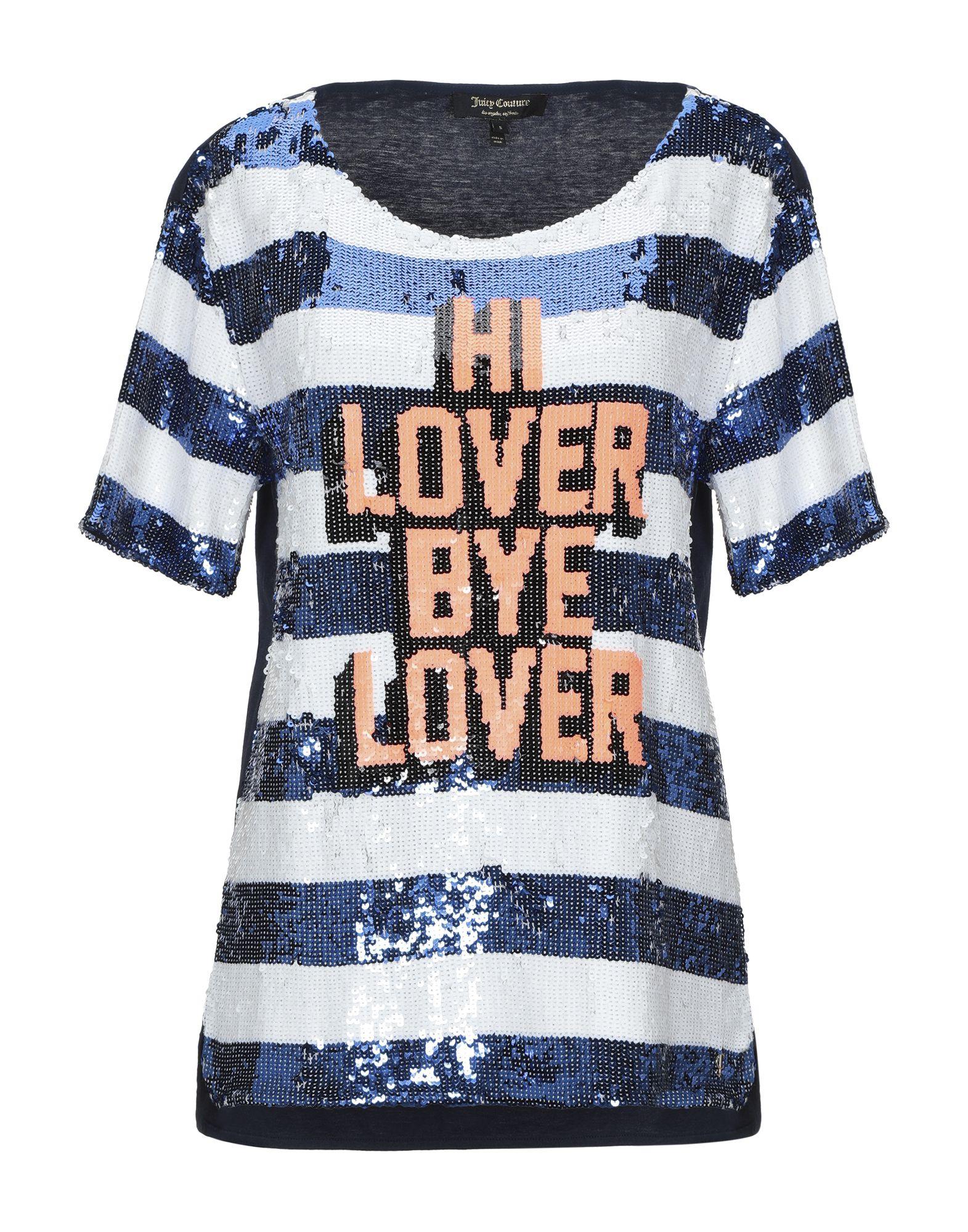 JUICY COUTURE Футболка fame couture футболка