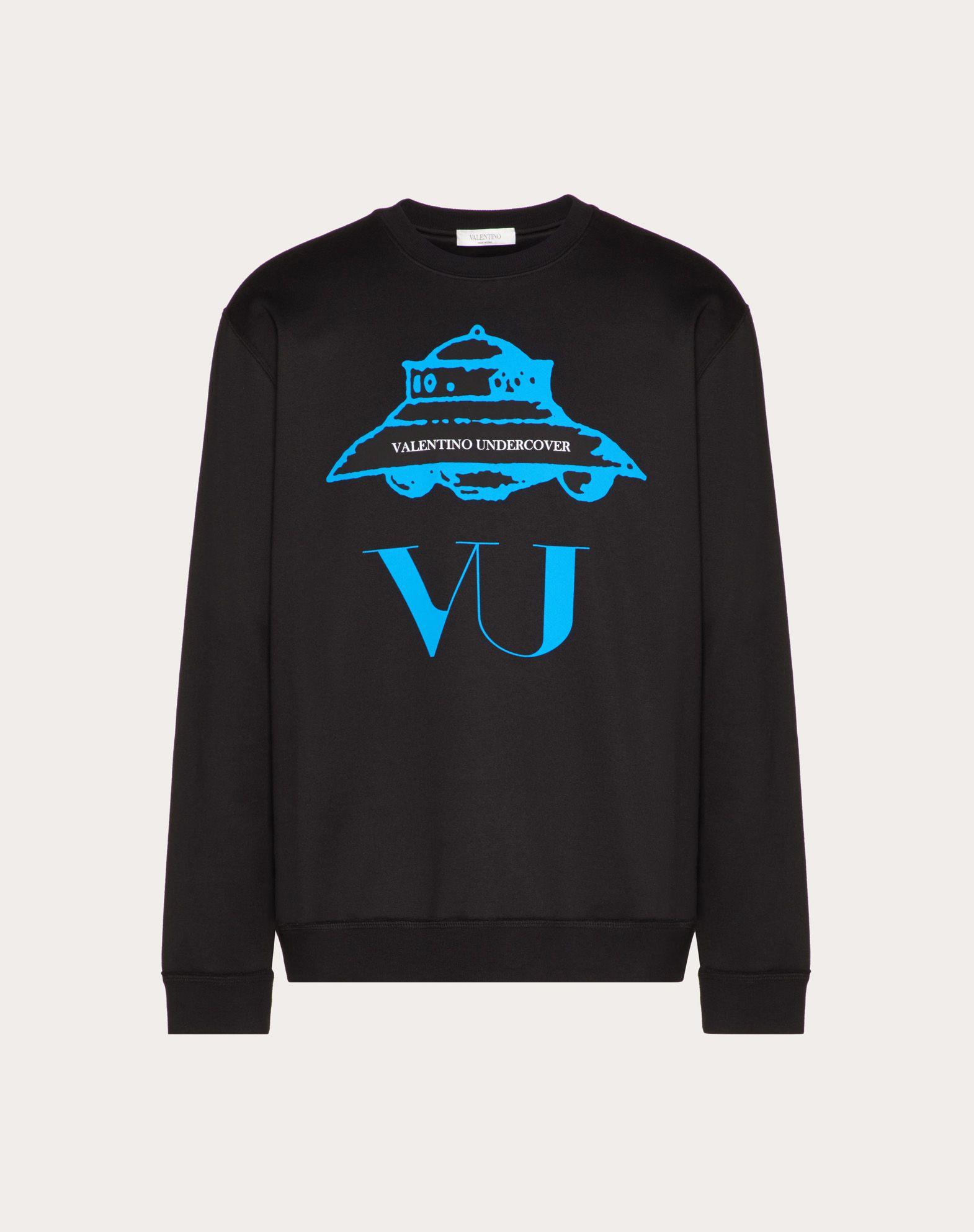 SWEATSHIRT WITH UFO VU PRINT