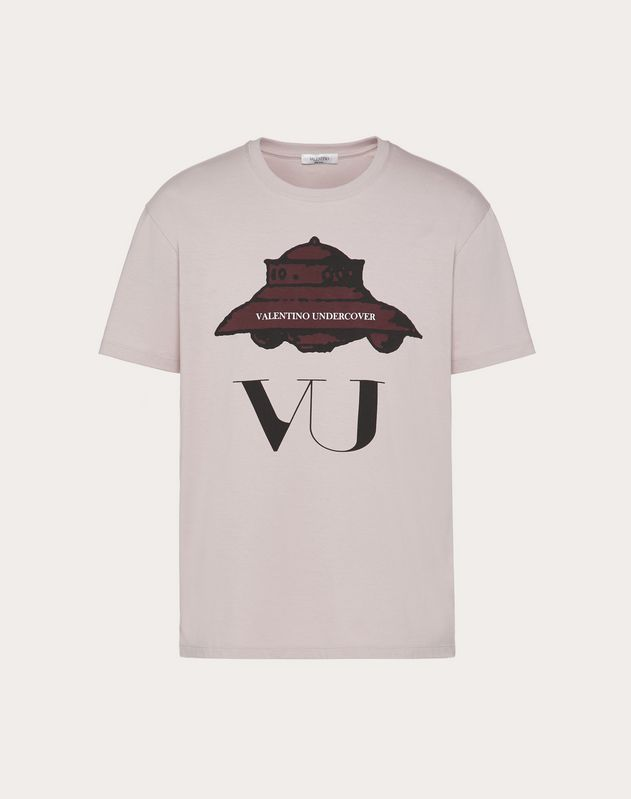 T-SHIRT WITH UFO VU PRINT
