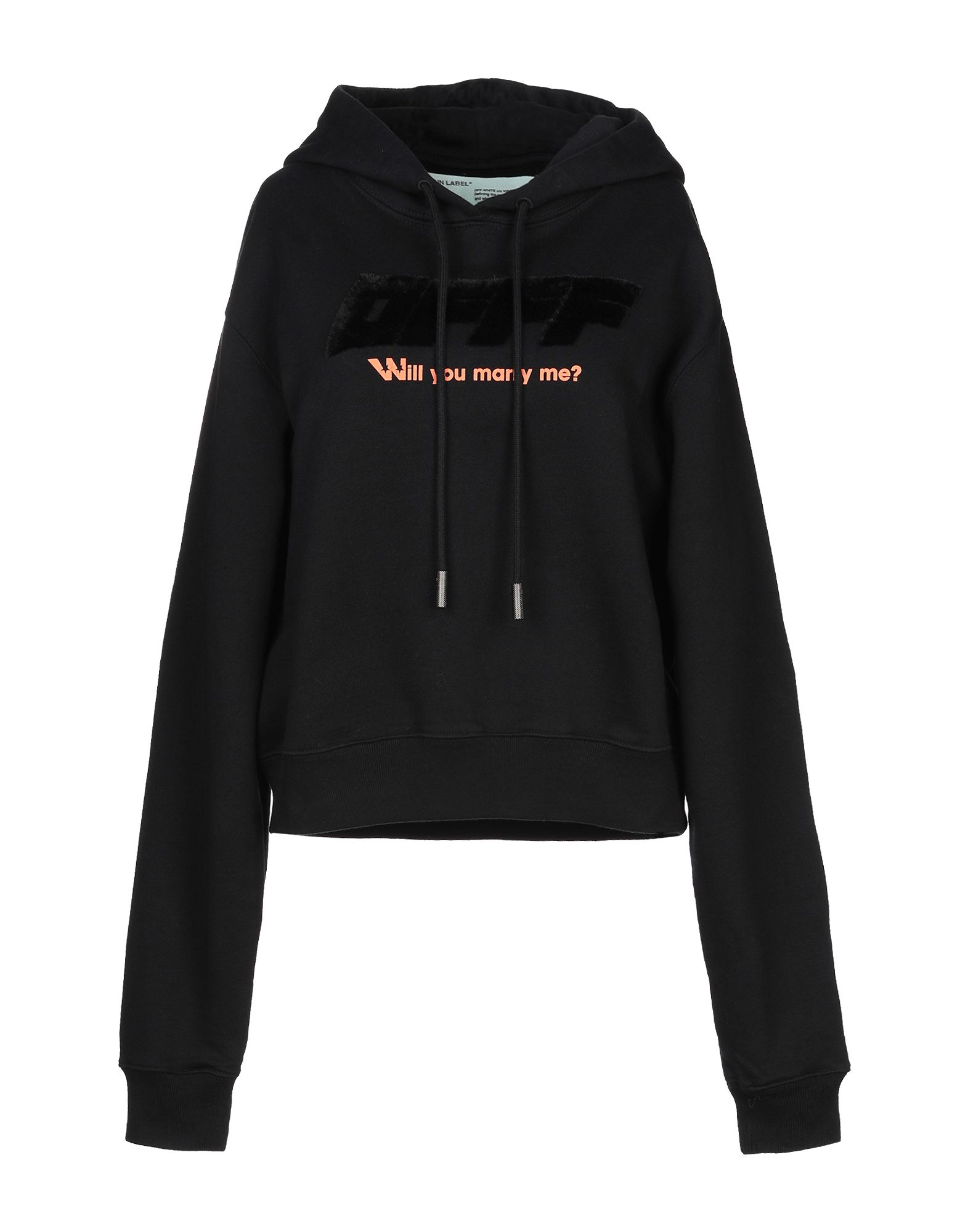 OFF-WHITE™ Толстовка толстовка off white page 15