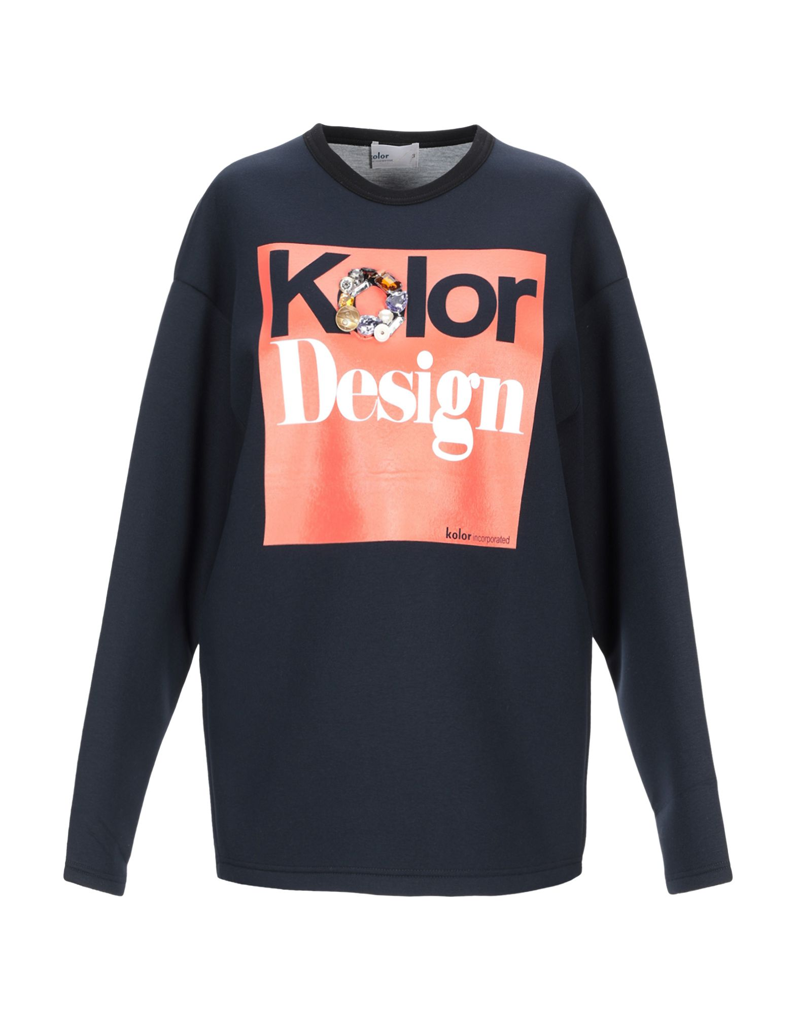 KOLOR Толстовка kolor beacon свитер