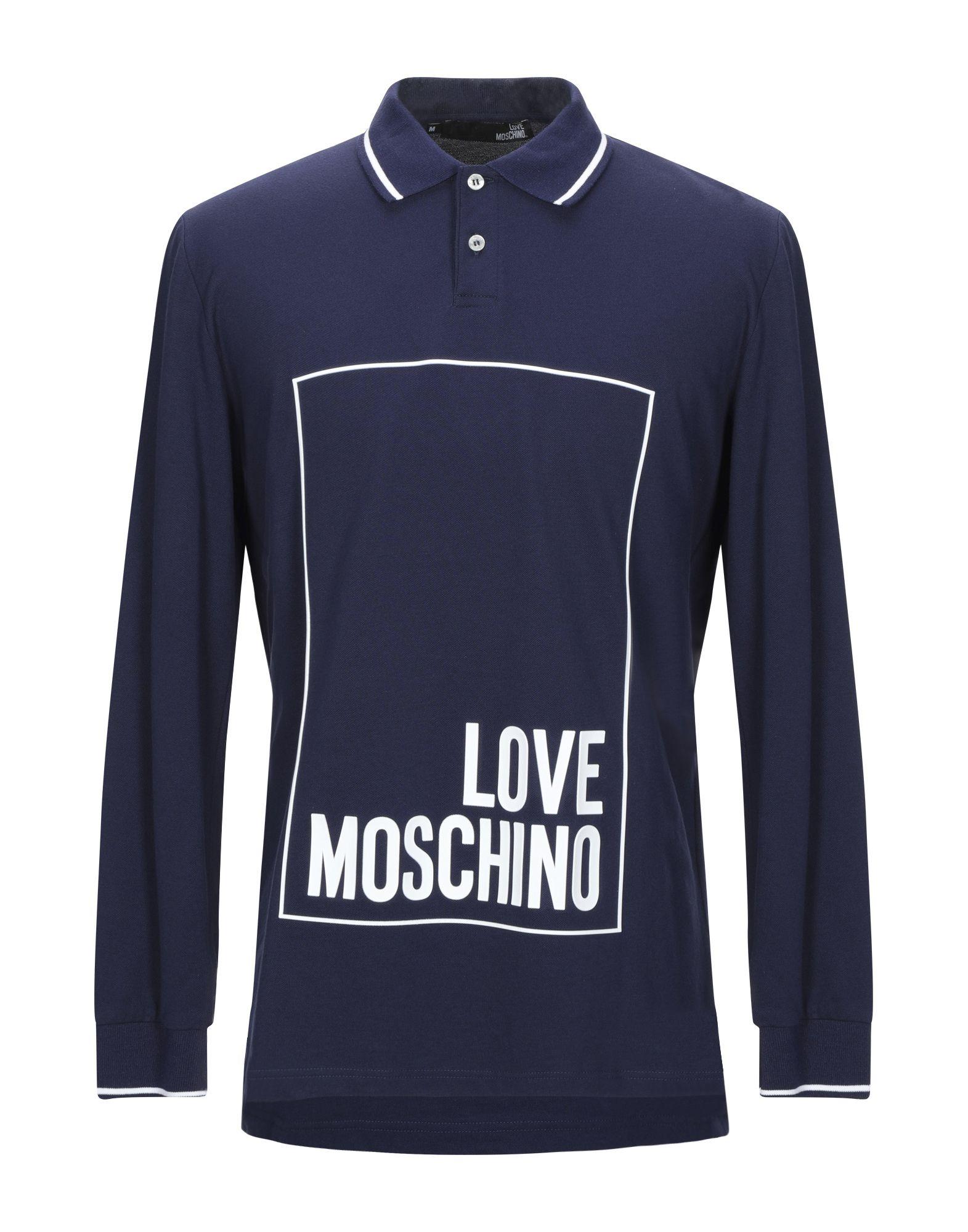 цена на LOVE MOSCHINO Поло