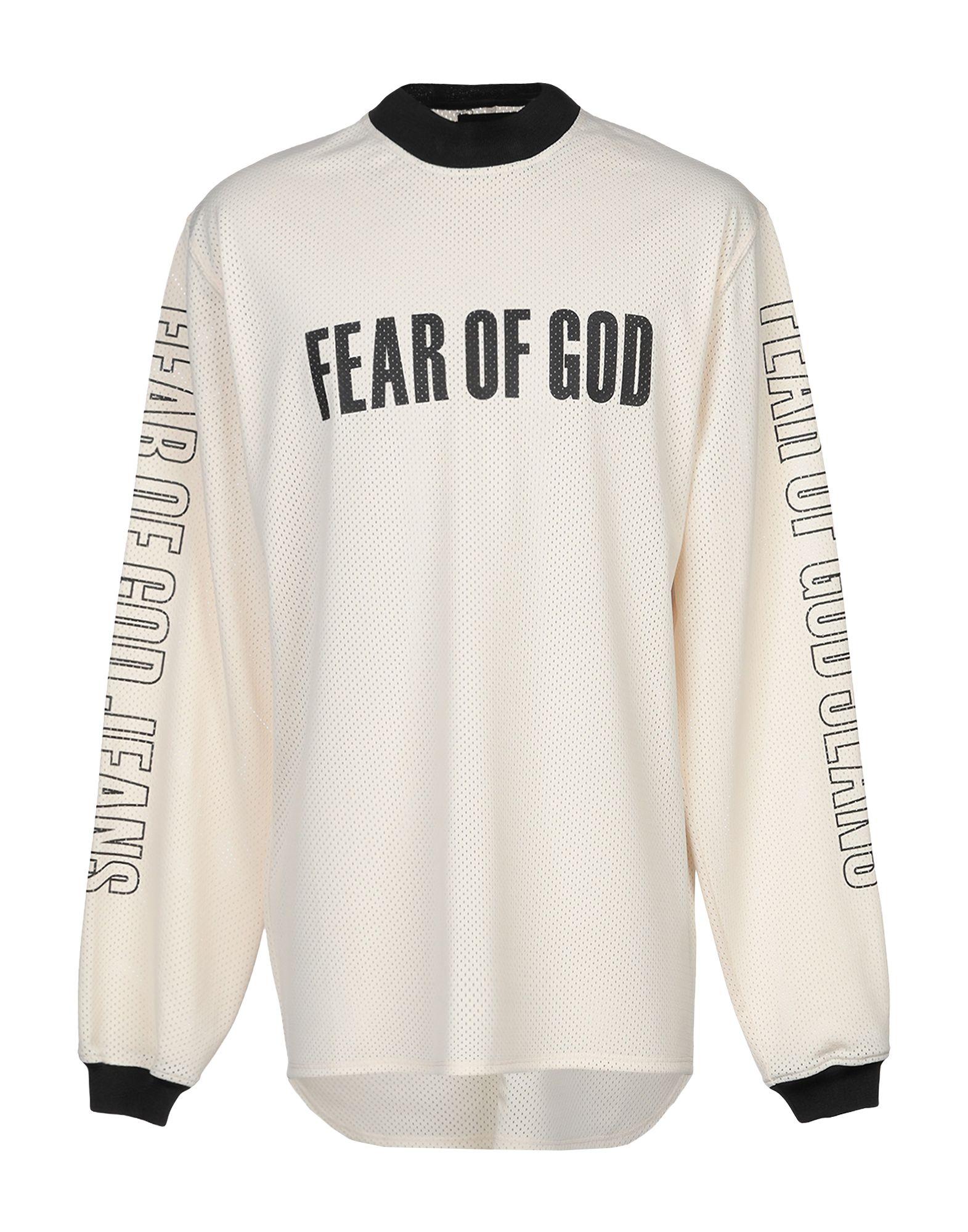 FEAR OF GOD Толстовка marta perry sound of fear