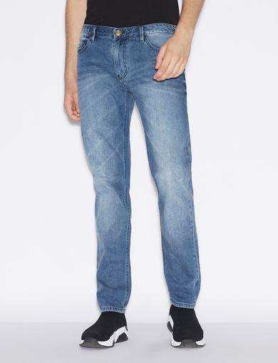 8ed5e346a17 Armani Exchange Jeans et denim Homme
