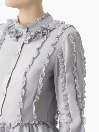 Embellished shirt