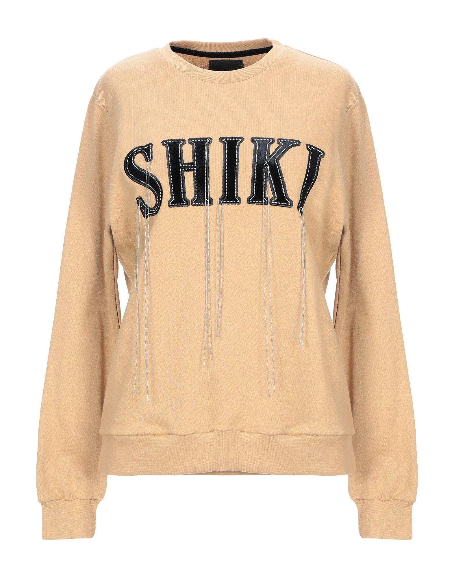 SHIKI Толстовка shiki pубашка