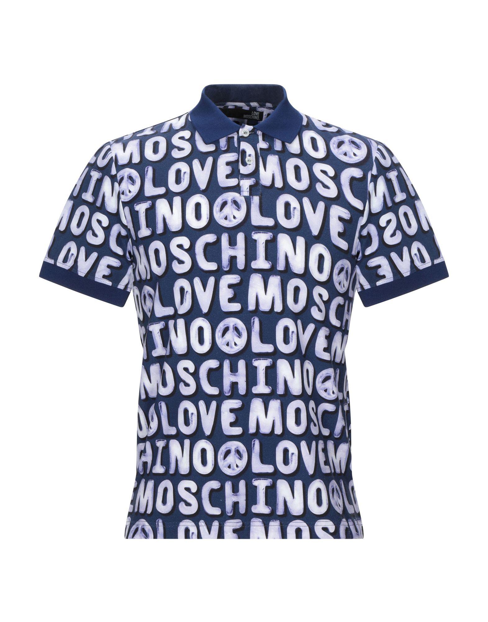 LOVE MOSCHINO Поло поло love moschino love moschino lo416emeodc7