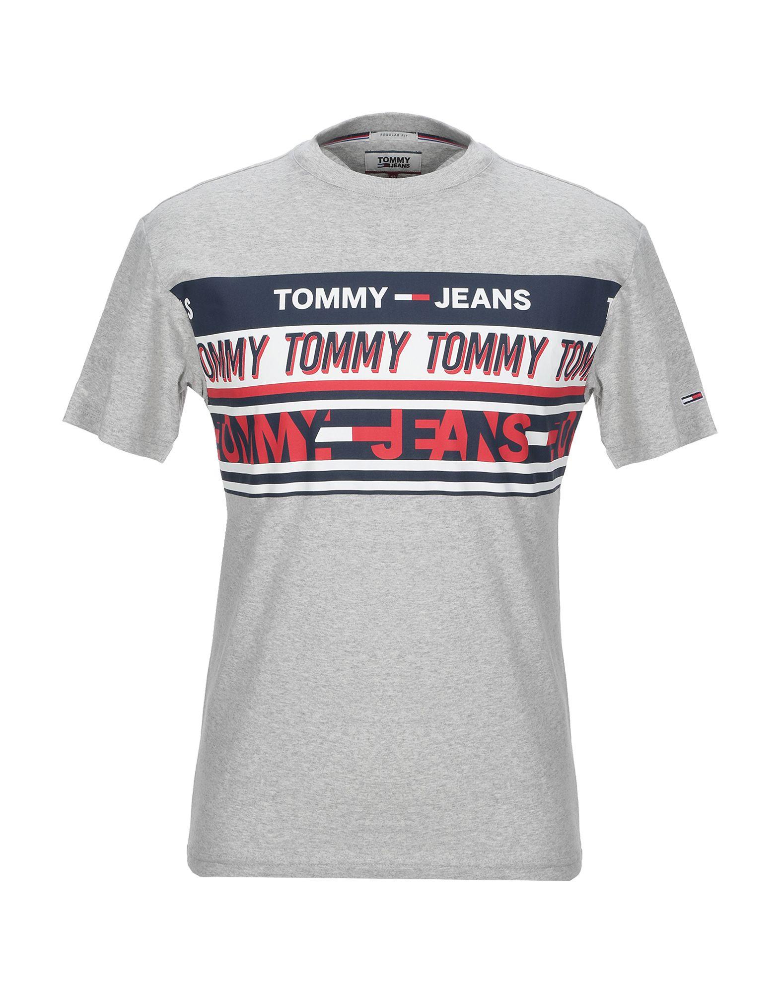 TOMMY JEANS Футболка джинсы tommy jeans tommy jeans to052ewaijd1
