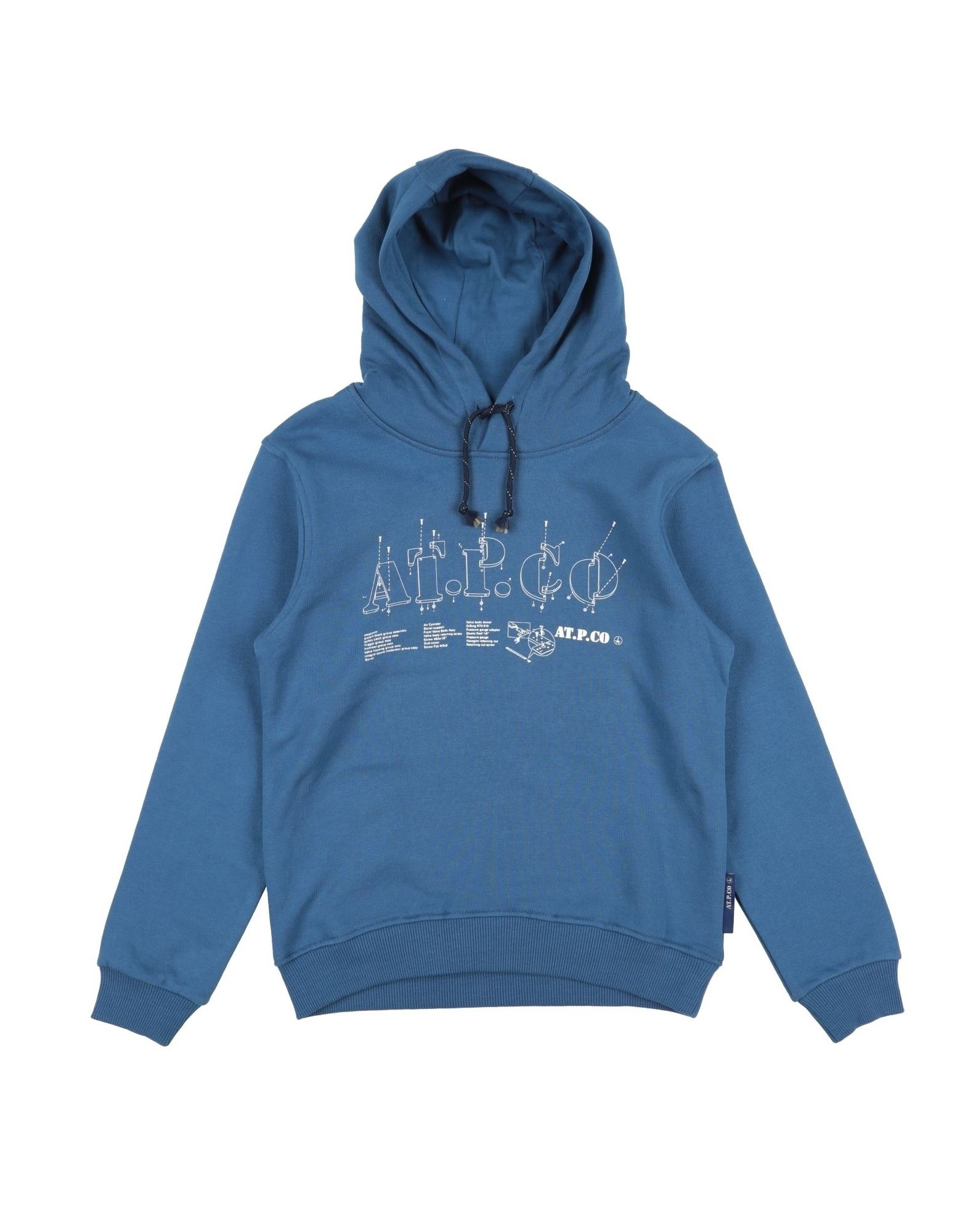 At.p.co Kids' Sweatshirts In Blue