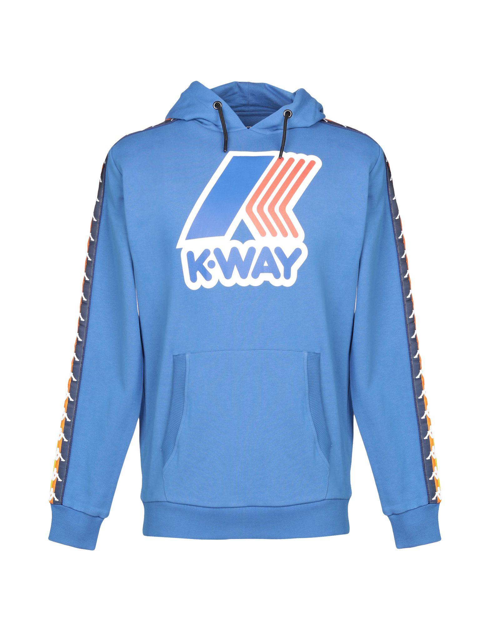 KAPPA x K-WAY Толстовка kappa x k way куртка