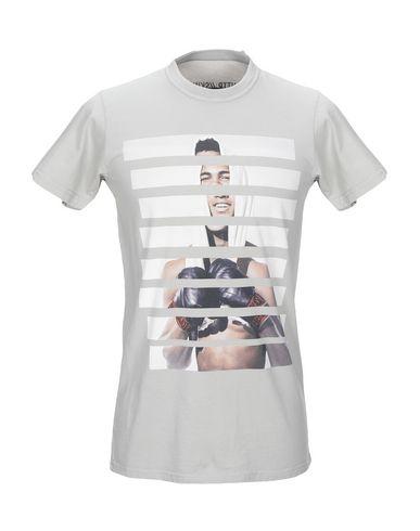 Купить Женскую футболку RING светло-серого цвета